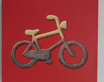fizzy cola bicycle