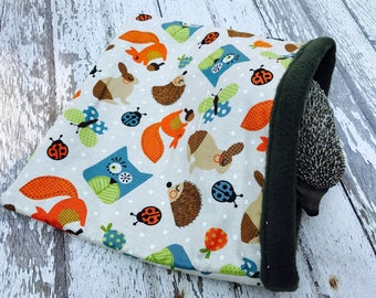Hedgehog EZ Sleeping Bag Specialty Cotton - Polka Dot Woodland