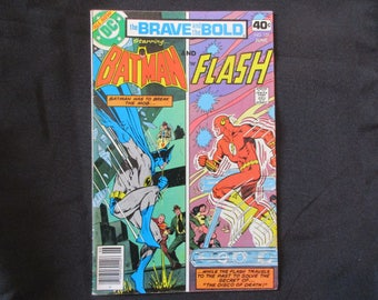 The Brave and The Bold #151 (Teams Up With The Flash) D.C. Comics 1979