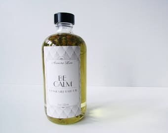 Be Calm, Chamomile Bath Oil