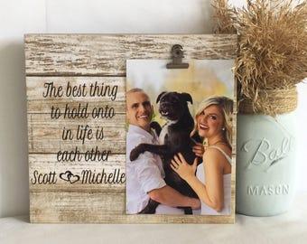 Wife frame, husband frame, girlfriend frame, boyfriend frame, personalized frame, personalized gift