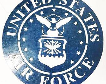 Military Seals - Air Force