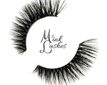 Koko Mink Lashes - Mink False Eyelashes