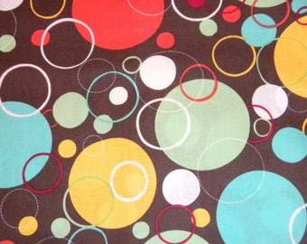 Retro dots and Circles by Brother Sister Design Studio