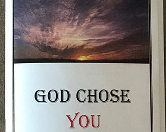Christian booklet tract - 50 booklets per order