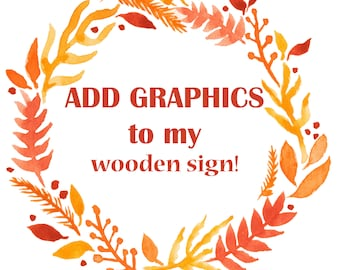 Custom Graphic for Stahlli Woodworking Signs