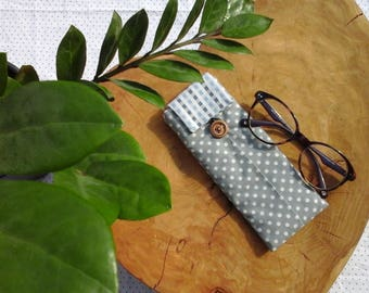 Ethical dots glasses case