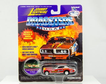Johnny Lightning Dragsters USA Limited Edition '72 Chi-Town Hustler 1/64 Diecast