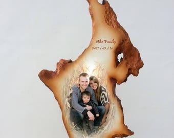 Custom Photo Printed on Wood, birthday gift, Photo printed on wood - Wood prints, birthday photo printed on wood, prints on wood