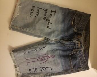 Acid Wash Festival Shorts