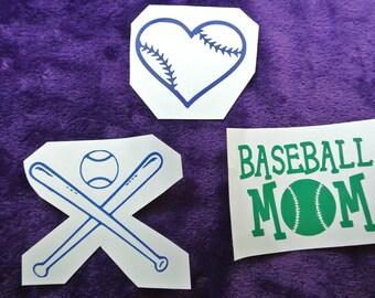 Plasma Cut Metal Baseball Softball Sign Plain Or Customized