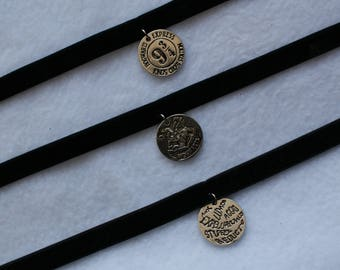 Harry Potter inspired chokers