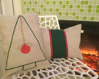 Christmas Decorative Pillow , set