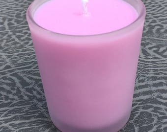 Soy Wax Lavender candle ,