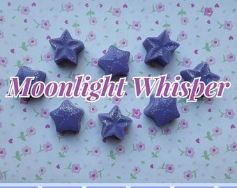 Moonlight Whisper Wax Melts. Pack of 8