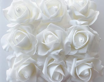 Roses Are White