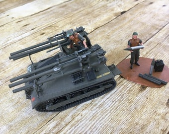 1/35 M50A1 ONTOS 6 Barrel 75 MM Recoilless Rifles