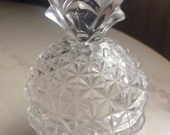 Pineapple Crystal candy box