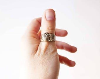 Skull Signet Ring