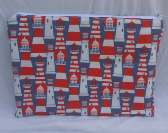 Lighthouse Pouch
