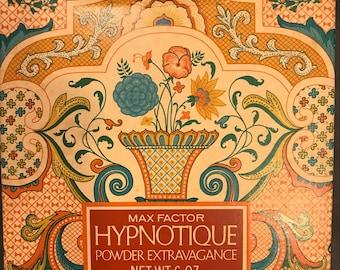 Hypnotique Bath Powder by Max Factor - Vintage