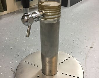 Authentic Bavarian Beer Taps
