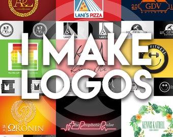 Professional Custom Logo Development and Design | Branding | Marketing