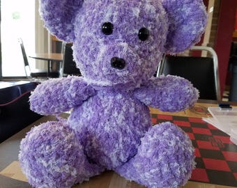 Large Crocheted Teddy Bears