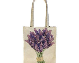 French Tapestry Bag