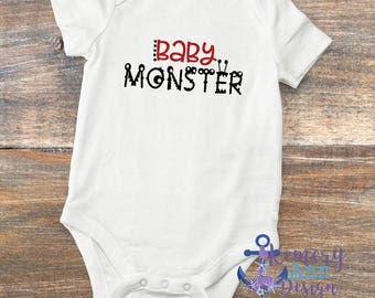 Baby Monster Shirt, Help I've Created Monsters, Monster Family Shirts, I've Created Monsters Shirt, Matching Monster Shirt, Little Monster