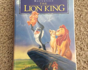 The Lion King Masterpiece Collection
