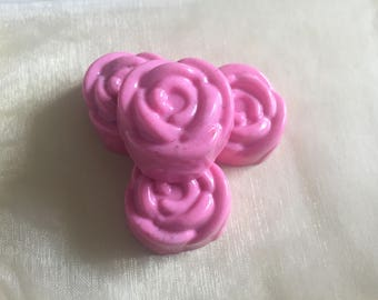 Disney beauty and the beast inspired soaps set of 6