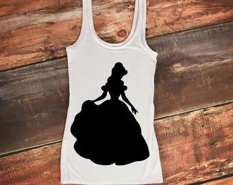 Belle SVG | Disney SVG | Belle Disney SVG | Belle Silhouette Cricut | Belle svg cut file | Beauty and the  Beast svg | Princess Belle svg