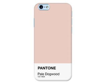 Pantone NY Spring Collection 2017 | Pale Dogwood Custom Phone Case for iPhone, Google Pixel, Samsung Galaxy and more