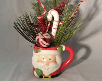 Santa Claus Decor for your office or home