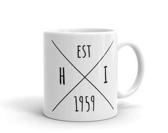 Hawaii Statehood - Coffee Mug