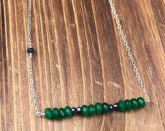 Salazar Bar Necklace