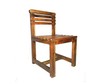 wooden Chair - solid wooden Fast shipping and cheap