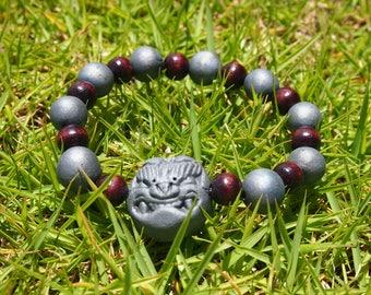"Good-luck charm bracelet circle demon ""aiai"""