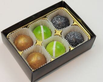 Decadent Chocolates -Box of 6
