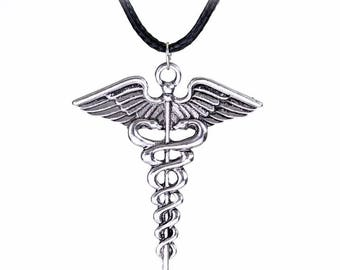 the Caduceus pendant