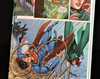 Enchantress Vs Superman* Sketch Book