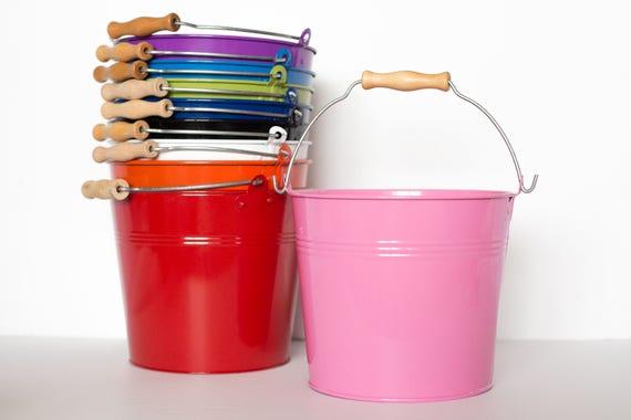 metal buckets with wood handle metal pail metal basket blank buckets vinyl blanks easter bucket metal easter basket blank from