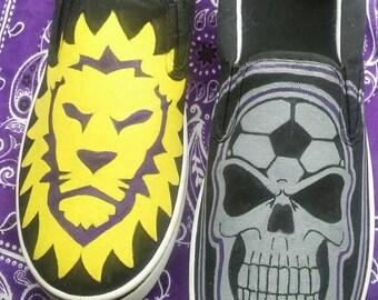 Orlando City Soccer/Ruckus Men's Slip On Shoe