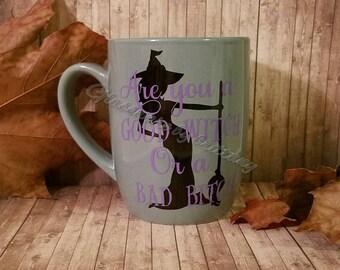 12 Ounce Halloween coffee mug