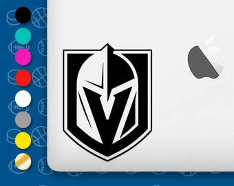 golden knights, vegas nhl, vegas hockey, vegas golden knights, golden knights decal, golden knights vinyl, hockey decal, las vegas hockey