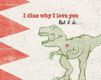I Dino Why...
