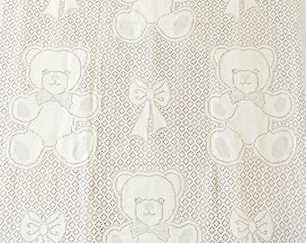 Lace Blanket