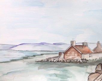 Sutherland croft
