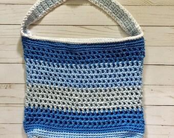2017 crochet tote bag, crochet market bag, crochet beach bag, crochet tote, crochet purse, crochet bag
